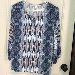 Tribal Jeans blouse
